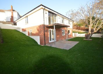 Thumbnail 4 bed detached house for sale in Polden Road, Weston-Super-Mare