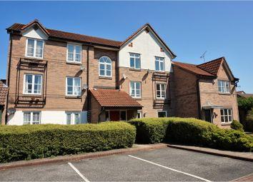 Thumbnail 2 bed flat to rent in Grange Road, Leeds