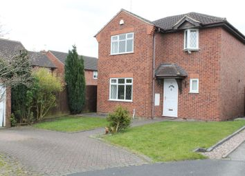 Thumbnail 3 bed detached house for sale in Kinder Drive, Crewe