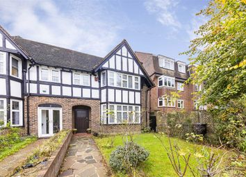 Thumbnail 4 bed semi-detached house for sale in Woodfield Avenue, London