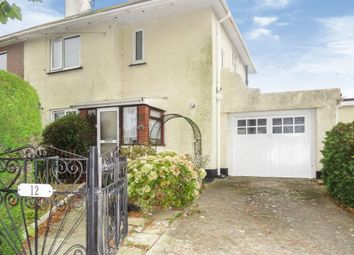 3 bed semi-detached house for sale in Carbeile Road, Torpoint PL11