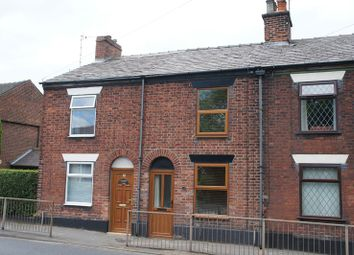 Thumbnail 2 bed terraced house to rent in Lower Heath, Congleton