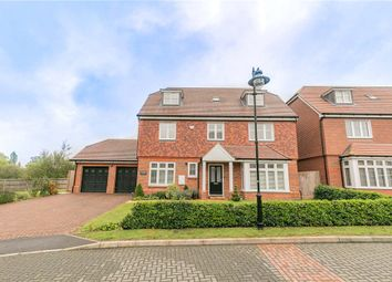 Cuckoo Crescent, Blackwater, Camberley GU17. 6 bed detached house for sale