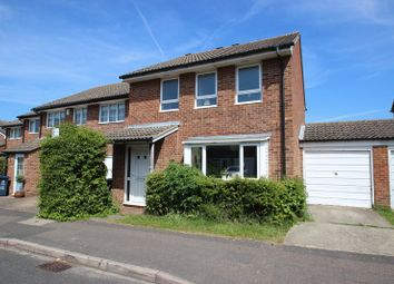 Thumbnail 4 bedroom semi-detached house to rent in Nicholson Road, Marston, Oxford