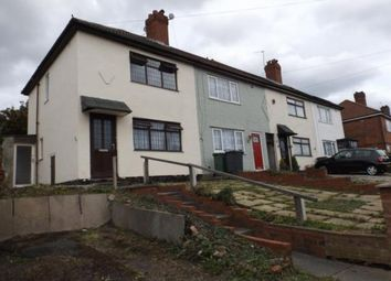 Thumbnail 3 bed end terrace house for sale in Southbourne Avenue, Walsall, West Midlands