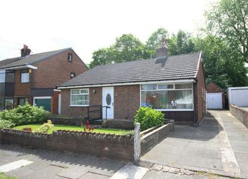 Thumbnail 2 bed detached bungalow for sale in Woodstock Avenue, Newton-Le-Willows