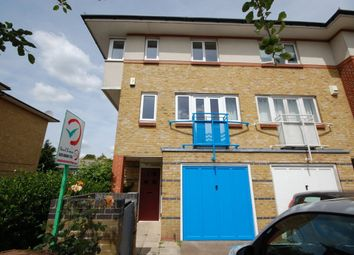 Thumbnail 4 bed terraced house to rent in Myddleton Avenue, London
