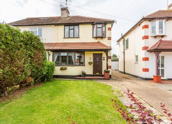 Thumbnail 3 bed semi-detached house for sale in Hampton Gardens, Southend-On-Sea