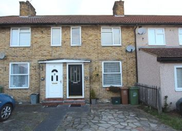 Thumbnail 2 bed terraced house for sale in Stoneleigh Road, Carshalton