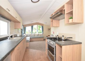 Thumbnail 3 bedroom mobile/park home for sale in Church Lane, Pagham, Bognor Regis, West Sussex