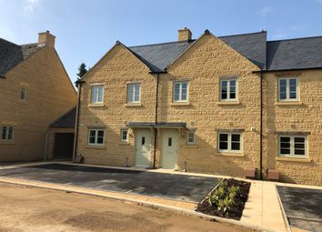 Thumbnail 3 bed terraced house for sale in Quercus Road, Tetbury