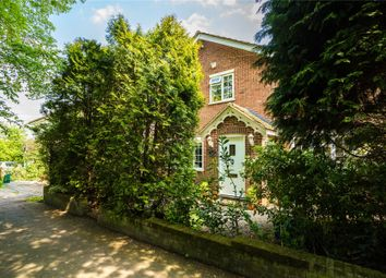 Thumbnail 4 bed detached house for sale in Perrys Chase, Greensted Road, Ongar, Essex
