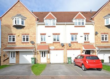 Thumbnail 3 bed town house for sale in Sandpiper Mews, Calder Grove, Wakefield