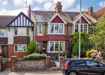 4 bed terraced house for sale in Rectory Road, Tarring, Worthing BN14