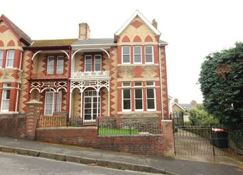 Thumbnail 3 bed semi-detached house for sale in Leicester Road, Newport