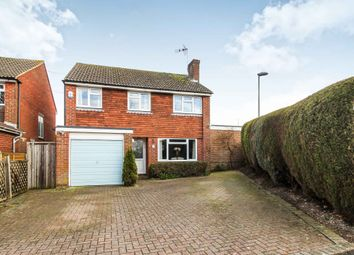 Thumbnail 4 bedroom detached house for sale in School Close, Horsham