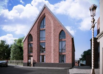 The New School House, Legge Lane, Jewellery Quarter, Birmingham B1. 1 bed flat for sale
