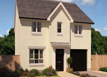 "Thumbnail 4 bed detached house for sale in ""Corgarff"" at Lady's Gate, Alexandria"