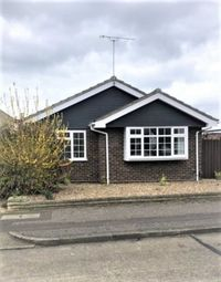 Thumbnail 2 bed detached bungalow to rent in Teigngrace, Shoeburyness, Southend-On-Sea
