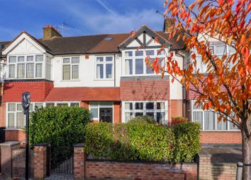 Thumbnail 4 bed terraced house to rent in Walmer Gardens, London