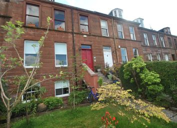 Thumbnail 4 bedroom flat for sale in Turnberry Road, Glasgow, Lanarkshire