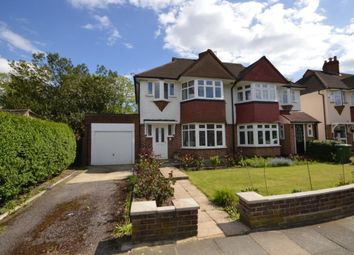 Thumbnail 4 bed semi-detached house for sale in Bridge Way, Whitton, Twickenham