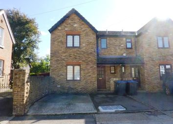 Thumbnail 3 bed semi-detached house to rent in Victoria Road, Kingston Upon Thames