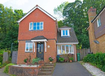 Thumbnail 3 bed detached house for sale in Bullfinch Gardens, Ridgewood, Uckfield