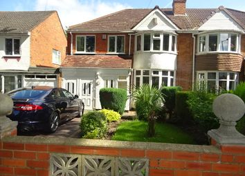 Thumbnail 3 bedroom semi-detached house to rent in Walstead Road, Walsall