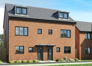 "Thumbnail 3 bed property for sale in ""The Oakhurst"" at Hawthorn Avenue, Hull"