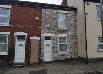 Thumbnail 2 bedroom terraced house to rent in Parsonage Street, Tunstall, Stoke-On-Trent