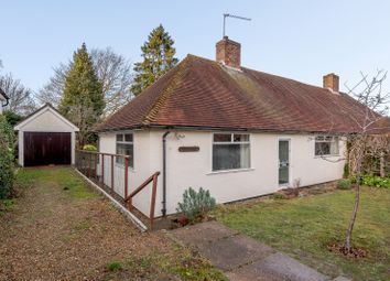 Thumbnail 2 bed semi-detached bungalow for sale in Litchfield Way, Onslow Village, Guildford