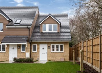 Thumbnail 1 bed end terrace house for sale in Bays Close, Highfields Caldecote