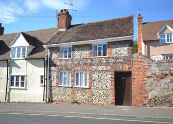 Thumbnail 3 bed cottage to rent in Bolford Street, Thaxted