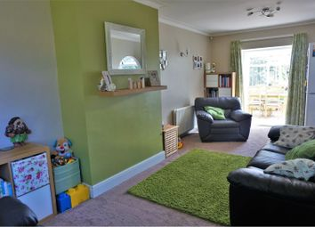 Thumbnail 3 bed semi-detached house for sale in Leafield Crescent, Bradford