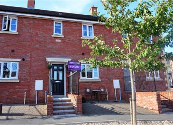 Thumbnail 2 bed terraced house for sale in Maes Yr Eos, Coity, Bridgend