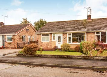 Thumbnail 2 bed semi-detached bungalow for sale in Windmill Way, York