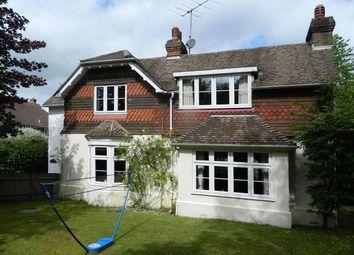 Thumbnail 5 bed detached house for sale in Woodlands, Easebourne Lane, Midhurst