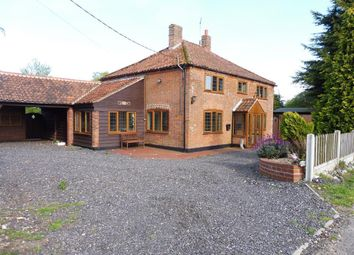 Thumbnail 4 bed property to rent in Ilketshall St. John, Beccles