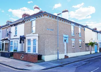 Thumbnail 3 bed end terrace house for sale in Highgate Road, Portsmouth
