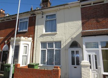 Thumbnail 2 bedroom terraced house for sale in Lynn Road, Portsmouth