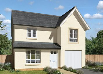 "Thumbnail 3 bedroom detached house for sale in ""Crammond"" at Burdiehouse Road, Edinburgh"