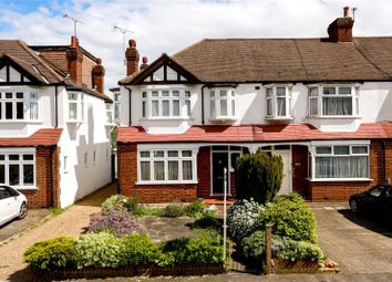 Thumbnail 3 bed end terrace house for sale in Martin Way, London