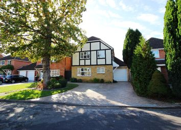 Thumbnail 4 bed detached house for sale in Viking Way, West Kingsdown