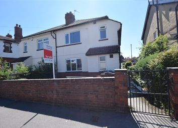 Thumbnail 3 bed semi-detached house for sale in Halliday Drive, Leeds, West Yorkshire