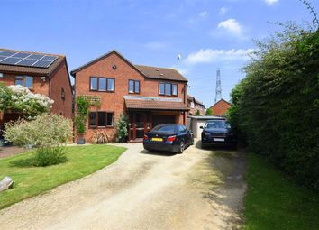 Thumbnail 4 bed detached house for sale in Sheevaun Close, Longlevens, Gloucester