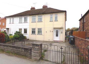 Thumbnail 3 bed semi-detached house for sale in Sandy Lane, Prestatyn, Denbighshire