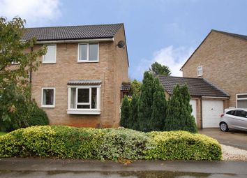 Thumbnail 3 bed semi-detached house for sale in Millfield Drive, Warmley, Bristol