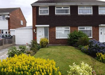 Thumbnail 3 bed semi-detached house to rent in Totnes Drive, Southport