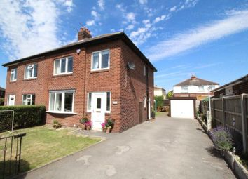 Thumbnail 3 bed semi-detached house for sale in Meadowgate, Ossett